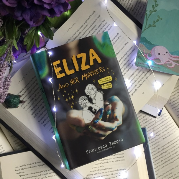 Image result for eliza and her monsters