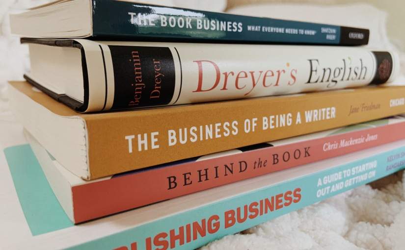 What a first-year publishing studentreads